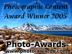 Starstruck Foto is a proud winner of the Photo-Awards Photographic Content Award.